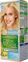 GARNIER - COLOR NATURALS Creme - Permanent, nourishing hair coloring - 1000 Natural Ultra Blonde