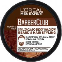 L'Oréal - Men Expert - Barber Club - Cream for beard and hair styling - 75 ml