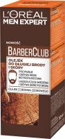 L'Oréal - MEN EXPERT - BARBER CLUB OIL - Oil for beard and skin care