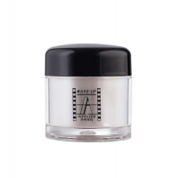 Make-Up Atelier Paris - Pearl Powder - Cień pudrowy sypki - PP01 - WHITE - PP01 - WHITE