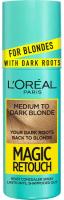 L'Oréal - MAGIC RETOUCH - Spray do błyskawicznego retuszu odrostów - 7.3 - ŚREDNI I CIEMNY BLOND - 7.3 - ŚREDNI I CIEMNY BLOND