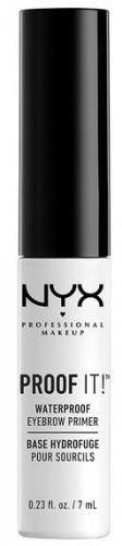 NYX Professional Makeup - PROOF IT! WATERPROOF EYEBROW PRIMER - Baza do brwi