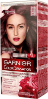 GARNIER - COLOR SENSATION - Permanent hair coloring cream - 7.20 LIGHT AMETHYST