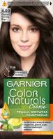 GARNIER - COLOR NATURALS Creme - Trwała, odżywcza koloryzacja do włosów - 4.00 Głęboki Ciemny Brąz