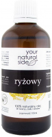 Your Natural Side - 100% Natural Rice Oil - 100 ml