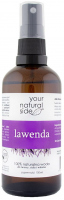 Your Natural Side - 100% naturalna woda lawendowa - 100 ml - Spray