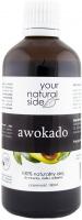 Your Natural Side - 100% naturalny olej awokado - 100 ml