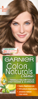 GARNIER - COLOR NATURALS Creme - Trwała, odżywcza koloryzacja do włosów - 6 Ciemny Blond