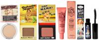 THE BALM - TRAVEL-SIZE CLASSICS SET - Zestaw podróżny 5 kosmetyków do makijażu