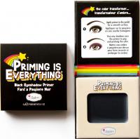 THE BALM - PRIMING IS EVERYTHING - Black Eyeshadow Primer - Eye shadow base - Black