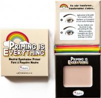 THE BALM - PRIMING IS EVERYTHING - Neutral Eyeshadow Primer - Eyeshadow base - Neutral