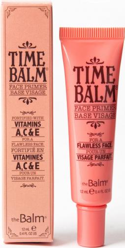 THE BALM - TIME BALM - Face Primer Base Visage - Mini baza pod makijaż - 12 ml
