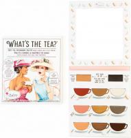 THE BALM - WHAT'S THE TEA? - Eyeshadow palette - 9 eye shadows - HOT TEA