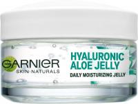 GARNIER - HYALURONIC ALOE JELLY - Lekki aloesowy żel nawilżający do skóry normalnej i mieszanej - 50 ml