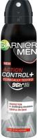 GARNIER - MEN - ActionControl + Anti-Perspirant - Antyperspirant w sprayu dla mężczyzn - 150 ml