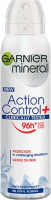 GARNIER - Mineral - ActionControl + Anti-Perspirant - Antiperspirant spray - 150 ml