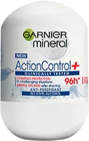 GARNIER - Mineral - ActionControl + Anti-Perspirant - Antiperspirant roll-on