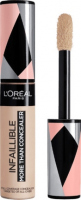L'Oréal - INFAILLIBLE - MORE THAN CONCEALER - FULL COVERAGE CONCEALER - Korektor do twarzy w płynie - 330 PECAN - 330 PECAN