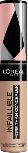 L'Oréal - INFAILLIBLE - MORE THAN CONCEALER - FULL COVERAGE CONCEALER - Korektor do twarzy w płynie