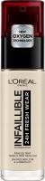 L'Oréal - INFALLIBLE - 24H FRESH WEAR - Podkład do twarzy - 005 - PEARL - 005 - PEARL