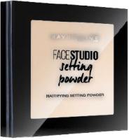 MAYBELLINE - FACE STUDIO Setting Powder - Matujący puder do utrwalania makijażu
