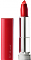 Maybelline -  Color Sensational - Made For All - Pomadka do ust - 385 - RUBY FOR ME - 385 - RUBY FOR ME