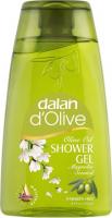 Dalan d`Olive - Olive Oil Shower Gel - MAGNOLIA shower gel