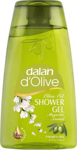 Dalan d`Olive - Olive Oil Shower Gel - Żel pod prysznic MAGNOLIA