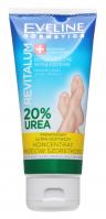 Eveline Cosmetics - REVITALUM - Paraffin concentrate cream against roughness of the feet - 100 ml