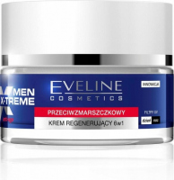 EVELINE - MEN X-TREME - Anti-Age Cream - Anti-wrinkle regenerating face cream 6in1 - Day / Night - 50 ml