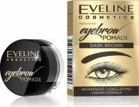 EVELINE - WATERPROOF EYEBROW POMADE - Waterproof eyebrow pomade