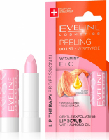 EVELINE - LIP THERAPY PROFESSIONAL - Peeling do ust w sztyfcie