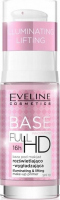 EVELINE - FULL HD BASE - Brightening and smoothing make-up base - SPF10 - 30 ml