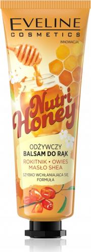 EVELINE - Nutri Honey - Odżywczy balsam do rąk - Miód - 50 ml