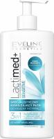 Eveline Cosmetics - LactiMed + SENSITIVE - A specialized, moisturizing intimate hygiene fluid for sensitive skin - 250 ml