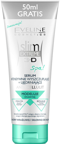 EVELINE - Slim Extreme 3D - Wyszczuplająco-ujędrniające serum do ciała - 250 ml