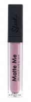 Sleek - Matte Me Ultra Smooth Matte Lip Cream - Matowa pomadka do ust w płynie - 036 - CRUSHED LAVENDER - 036 - CRUSHED LAVENDER