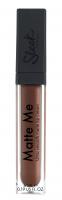 Sleek - Matte Me Ultra Smooth Matte Lip Cream - Matowa pomadka do ust w płynie - 1162 - HAZELNUT CRUSH - 1162 - HAZELNUT CRUSH