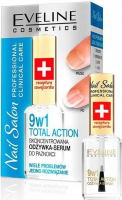 EVELINE - Nail Salon Professional - Total Action - Concentrated nail serum - 12 ml