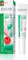 Eveline Cosmetics - NAIL THERAPY PROFESSIONAL - REVITALUM - Intensywnie nawilżające serum do paznokci z aloesem