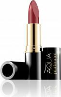 EVELINE - Aqua Platinum Lipstick - Ultra nawilżająca pomadka do ust - 486 - 486