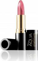 EVELINE - Aqua Platinum Lipstick - Ultra nawilżająca pomadka do ust - 492 - 492