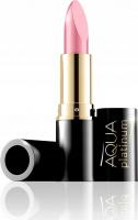 EVELINE - Aqua Platinum Lipstick - Ultra nawilżająca pomadka do ust - 476 - 476