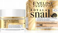 Eveline Cosmetics - ROYAL SNAIL - Krem do twarzy przeciwzmarszczkowy - 40+