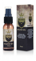 BY MY BEARD - BEARD OIL - Olejek do pielęgnacji brody - 30 ml
