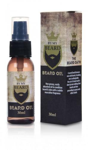 BY MY BEARD - BEARD OIL - Olejek do pielęgnacji brody - 30 ml
