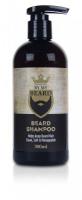BY MY BEARD - BEARD SHAMPOO - Szampon do brody - 300 ml