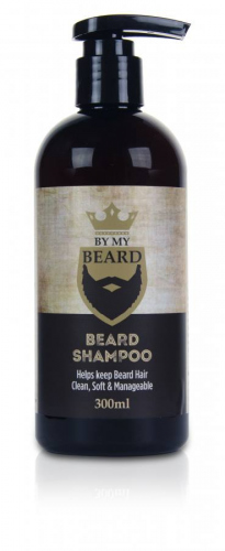 BY MY BEARD - BEARD SHAMPOO - 300 ml
