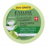 EVELINE - ExtraSoft Cream - Łagodzący krem do twarzy i ciała