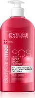 EVELINE - BodyCareMed + SOS BODY MILK - Regenerujące mleczko do ciała do skóry suchej i bardzo suchej - 350 ml